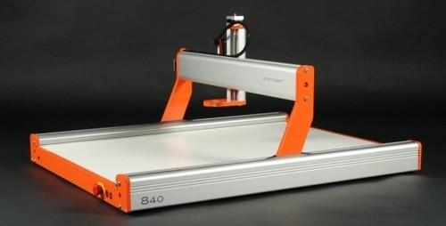 stepcraft 840 cnc portaalfrees lpt fraxeon technical solutions. Black Bedroom Furniture Sets. Home Design Ideas